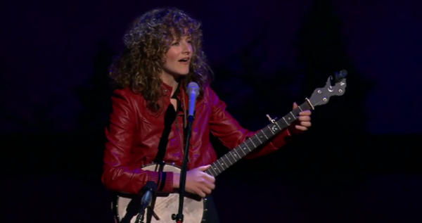 Abigail Washburn at TED 2012