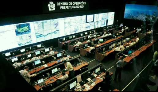 rio center of operations