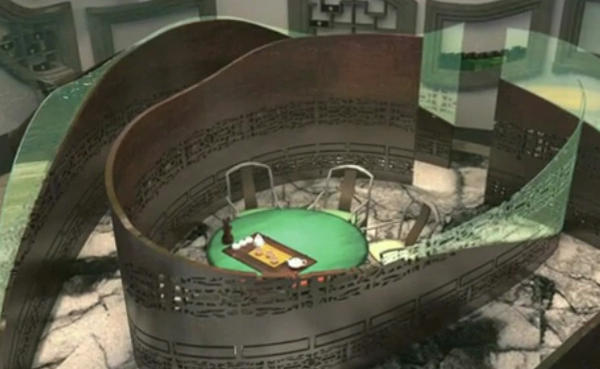 a teahouse by jordy Fu