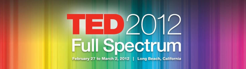 TED2012 logo