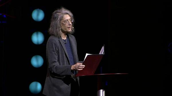 Elyn Saks at TED