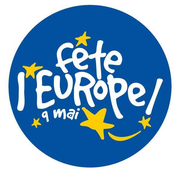 Logo fête de l'Europe