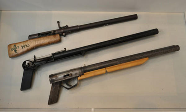 arme improvisée, Bosnie