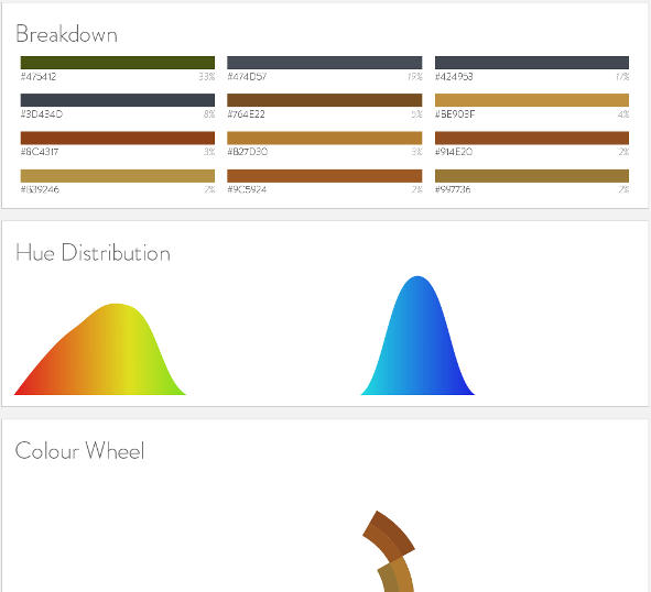 epinardscaramel's profile on web colour data