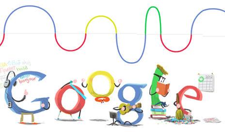 google's doodle explained