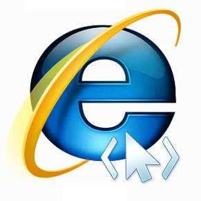 logo IE 9