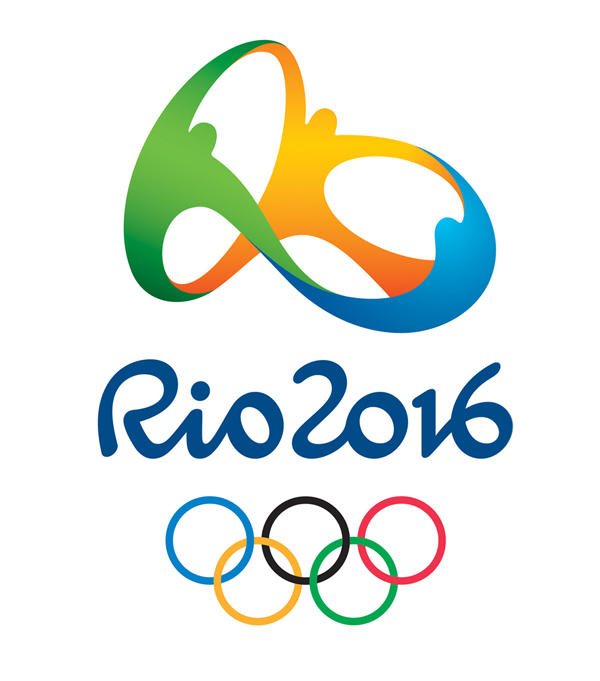 the Rio 2016 games logo