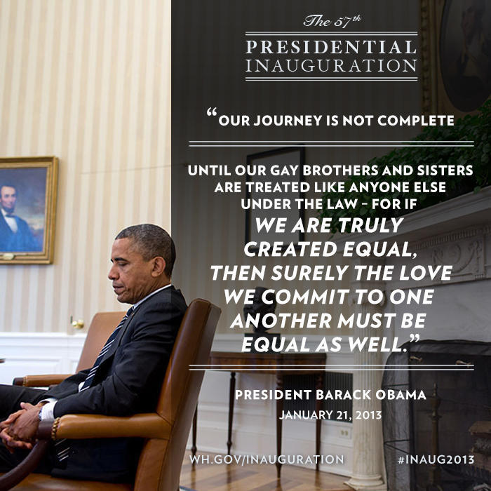 citation du discours d'inauguration de barrack obama