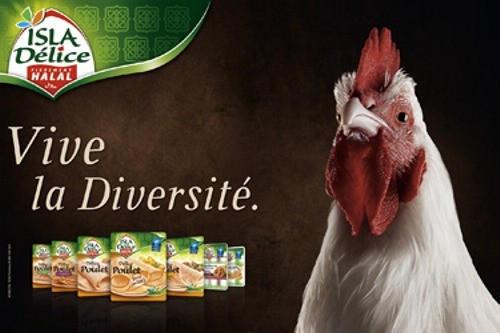 pub pour de la bouffe halal