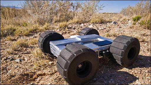 Photo du robot