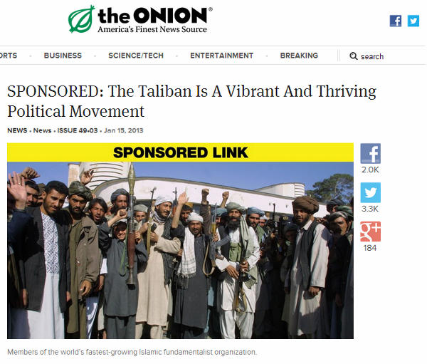 sponsor the onion