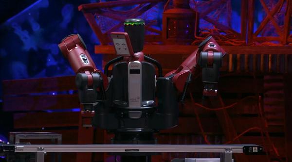 the robot Baxter