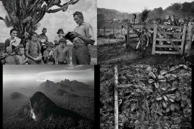 some of Sebastião Salgado's photos