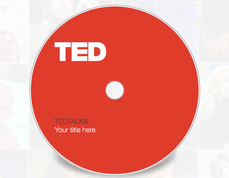 a TED DVD