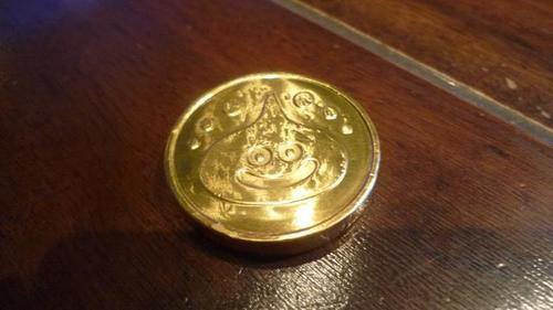 a gaming coin