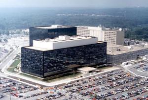 NSA headquarters, wikipedia picture