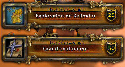deux haut-faits world of warcraft