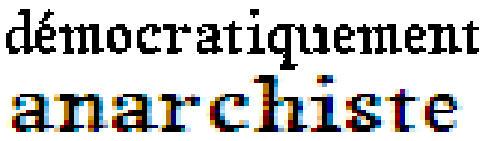 avec et sans cleartype (zoom)